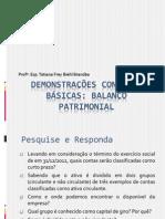 14. Demonstrações contábeis básicas (BP) Alunos (1)