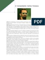 Biografía del Comandante Carlos Fonseca Amador