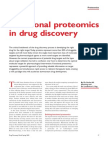 03.Spr.functional Proteomics in Drug Discovery