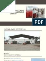 Proceso de Produccion de Acetileno