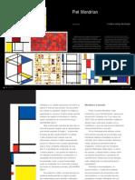 Valmir Perez - Mondrian, A razão a serviço da emoção