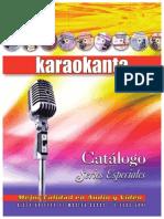 Catalogo KAR1401 KAR1436
