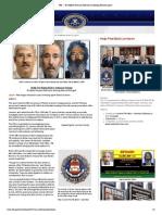 FBI — $1 Million Reward Offered for Missing Retired Agent