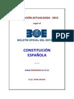 Constitucion 2012