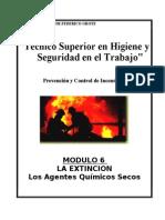 Modulo I-6 - La Extincion-Polvos