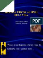 Dilemas Eticos en Neonatologia