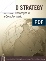 Thinking Historically about Grand Strategy, by David M. Kennedy