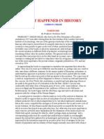 Gordonchilde History