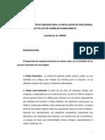 Proyecto de Prefactibilidad Instalacion Granja Pollos Chanchamayo Peru