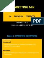 1º SESIÓN- fundamentos de marketing mix
