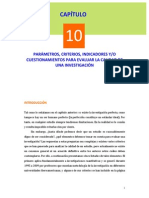 criteriosparaevaluarlacalidaddelainvestigacin-110228192422-phpapp01