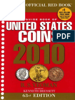 A Guide Book of United States Coins 2010