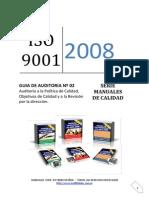 Copia de Guia 02 Auditoria de Politica y Objetivos de Cali