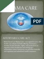 obama care ppt