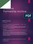 Creative Partnership Archive