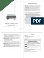 NTCD1 record to cd converter manual