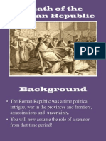 roman republic simulation