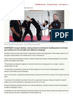 2013-11-20 - Karate Chop to Stardom