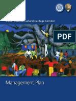 Gullah Geechee Cultural Heritage Corridor Management Plan[1]