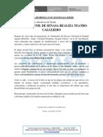 Nota de Prensa Ok