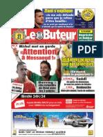 LE BUTEUR PDF du 27/08/2009