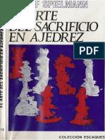 El Arte Del Sacrificio - Rudolf Spielmann