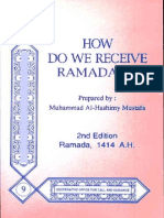 En How Do We Receive Ramadan