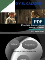 Propuestas Del DSM-V en Anorexia y Bulimia. Arturo Chavez Flores