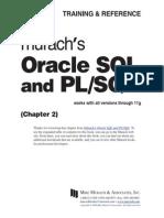 PL SQL Chapter 2
