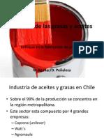 Industria de Las Grasas y Aceites