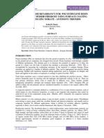 Fadhel,2013,Increasing Flame Retardancy for Polyethylene Resin ,Vol 3,3