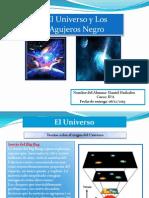 Universo y Agujeros Negros