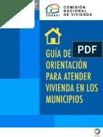 CONAVI Guia Vivienda Municipios
