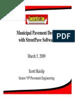 6P-MunicipalPavementDesignwithStreetPaveSoftware-Haisl