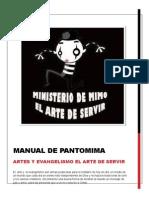 Manual de Pantomima - El Arte de Servir