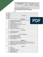 Ejemplo Sistema de Evaluacion de Peligros de Trabajos