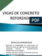 VIGAS DE CR