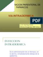 INYECCION 2012