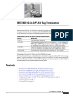 IEEE 802.1Q-In-Q VLAN Tag Termination