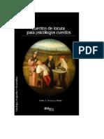 Cuentos De Locura Para Psicólogos Cuerdos - Pedro F. Vázquez (1)