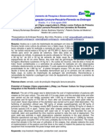 Feijão-Caupi (Vigna unguiculata (L.)Walp.) como Cultura de Primeiro Ano para a Integração Lavoura-Pecuária nos Lavrados de Roraima