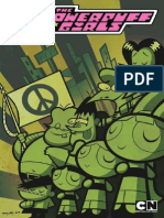 Powerpuff Girls #4 Preview