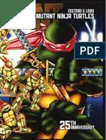 Dark Devil shredder Mutant Turtles superman legend Hen Super Turtles 61 new f//s