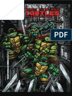 Teenage Mutant Ninja Turtles Ultimate Collection, Vol. 5 Preview