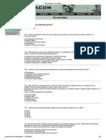 eunacom cirugía general y anestesia c
