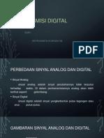 Ppt Transmisi Digital