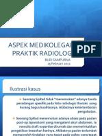 Medikolegal dalam Radiologi