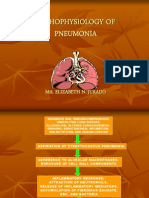 Pathophysiology of Pneumonia