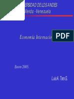 COMERCIO INTERN-Ventajas Comparativas