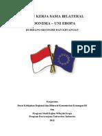 Laporan Akhir Kajian Kerja Sama Bilateral RI UE 1